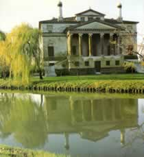 The Villa Malcontenta by Palladio